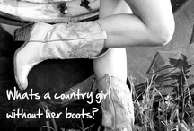 Country Lovin' ♥ / by Cheyenne Maxwell