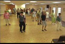linedances for seniors / by Deb Israel