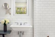 Bathrooms / Design ideas for bathroom makeover