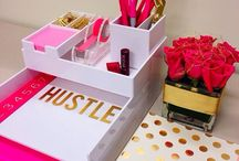 Pink Office / by Younique By Laura Card
