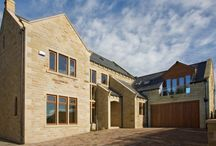 The Willows, Shelf / Some homes you choose. Others choose you. 12 detached houses built in natural Yorkshire sandstone constructed to the highest quality and specification - both inside and out.