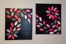 Canvas ART / by Melissa Battles