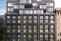 urban facades