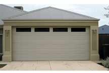 Colorbond & Timberlook Sectional Garage Doors