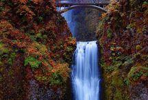 water falls ♡
