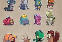 Monstruos