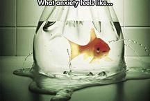 Anxiety / by Ellen Mallernee Barnes