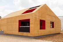 Bioedilizia / Case in legno, edilizia sostenibile, materiale eco compatibili