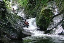 waterfall natural