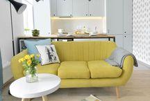 Garsonieră practică și estetică / O garsonieră bine compartimentată și amenajată poate avea funcționalitatea unui apartament cu două camere. Poți face această transformare singur sau apelând la un specialist în domeniu. Un designer de interior sau un arhitect îți poate amenaja locuința în funcție de personalitatea ta dar și de bugetul de care dispui.  Pentru mai multă inspirație îți prezentăm amenajarea unui astfel de spațiu realizată de Elis Popescu de la Designist.ro, în colaborare cu arhitectul George Barbu.