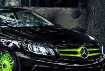 Mercedes A-180 Urban / Bilen vår