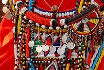 Maasai Jewellery / Maasai Jewellery is so diverse and colourful it  deserves to have a special board.