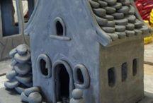 Kerámia házak