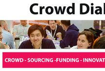 Crowd Dialog - CrowdSourcing - CrowdInnovation - CrowdFunding / The future of work - finance and innovation. Let the swarm create the rules