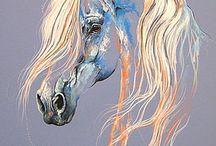 Arabhästar