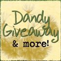 Get healthy the Dandy way! / Join the readers (and bloggers) of Dandy Giveaway to get in shape. / by Seeing Dandy