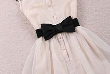 Dresses / Mostly for graduation