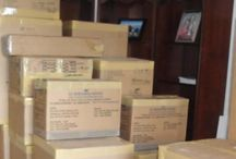 Paking Boxes