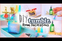 Diy:: Room Decor: Tumblr