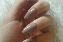 my nails / nails \^-^/