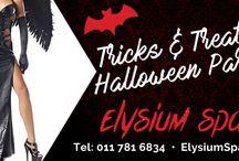 Elysium Spa Events