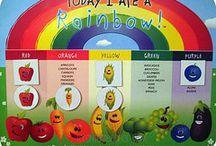 Preschool, Dental health & Nutrition