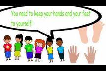 Rules/Behavior Videos / by Jena Sue