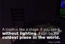 Quotes To Inspire / Quotes - mainly inspired by lighting, but all with the aim to inspire your day..... #design #home