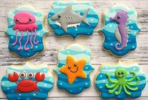 Under the sea baking