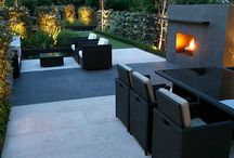 Chimeneas outdoor