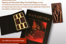 Kamasutra e outros Chocolates