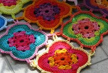 crochet- grannies / by Darla Williams