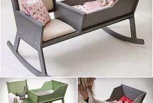 silla con cuna