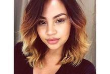 hair》