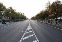 Paris déserté / Paris le 15 août, comme vous ne l'avez jamais vu !
