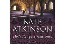 Romans anglais / British novels