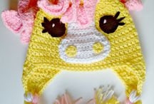 Interesting Crochet Hats / Some exciting and interesting crochet hats