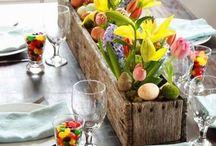 Centro Tavola Pasqua