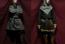 viking klær