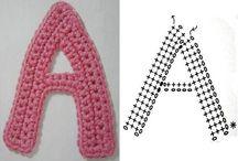 Буквы крючком
