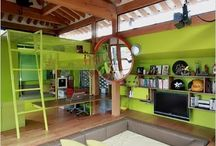 MAN CAVE / man cave design inspiration, game, electronics, hangout place
