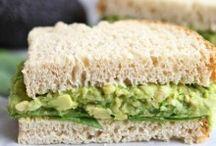 Food -Sandwiches