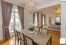 La décoration intérieure par Finel Home Concept / Laëtitia Finel de Finel Home Concept, est une grande décoratrice parisienne. D'un goût sûr, elle saura réhabiliter les plus beaux appartements parisiens.