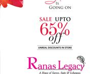 65% off Sale July 2015 / All Set for the Biggest Couture Sale smile emoticon