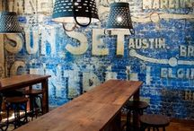Pubs interior design