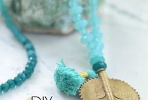 Beads and jewelry / by Lynette Knight