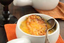Potage ou soupes