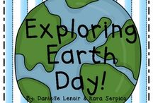 Earth Day / by Karla Mitchener