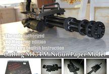 Paper Model Fans