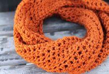 Crochet - Cowl & Scarf Patterns